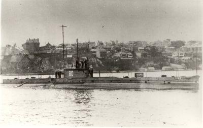 HMAS AE 1