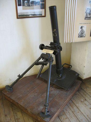 8 cm Granatwerfer 34 (8 cm GrW 34)