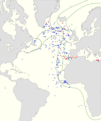 Bitva o Atlantik - polovina března až prosinec 1941