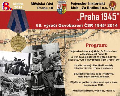 Praha 1945 (8.5.1945)