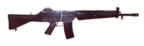 Singapore Assault Rifle 80 (SAR 80)