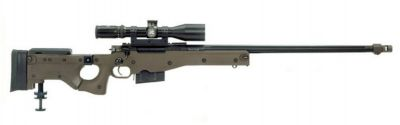 Accuracy International AWM