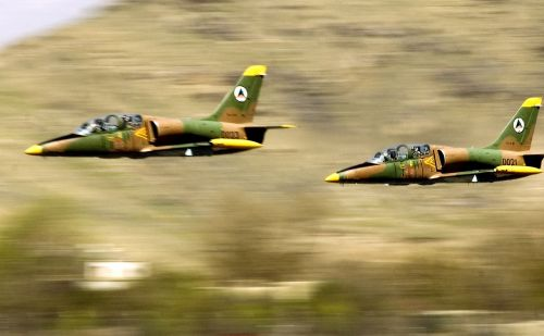 Aero L-39 Albatros Afghánistánu