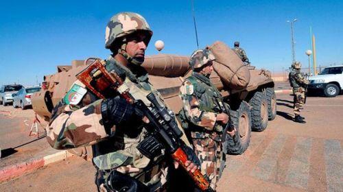 Alžírští vojáci