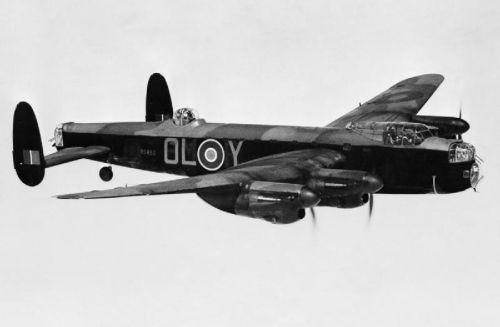 Avro 683 Lancaster Mk.I