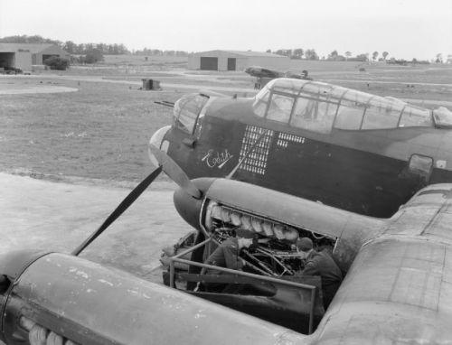 Avro 683 Lancaster Mk.III