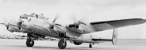 Avro 683 Lancaster Mk.X MP