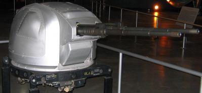 Obranná věž s dvojicí 20mm kanónů