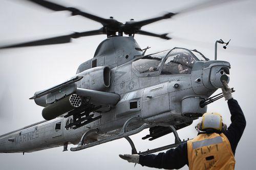 Bell AH-1Z námořní pěchoty