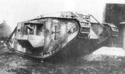 Beutepanzerwagen Mark IV