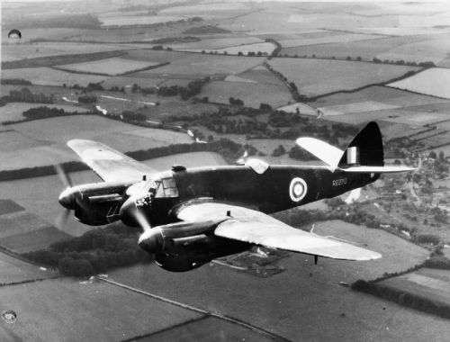 Bristol Type 156 Beaufighter