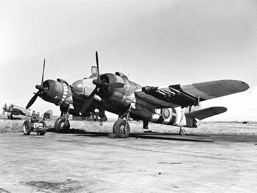 Bristol Beaufighter Mk X