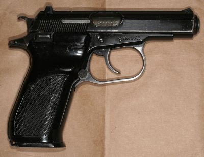 Pistole vz. 82