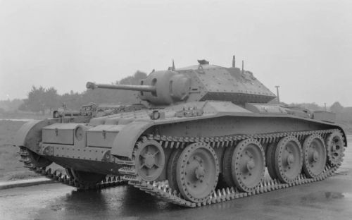 "Cruiser Tank Mk.V ""Covenanter III"""