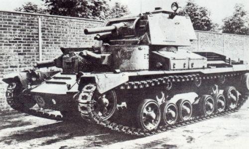 Cruiser Tank Mk.I CS