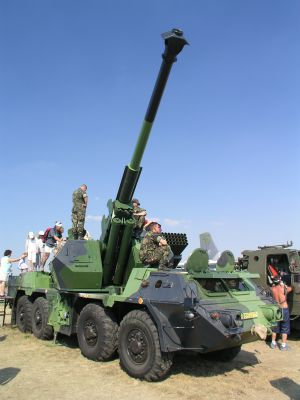 ShKH vz. 77 Dana (Samohybná kanónová houfnice vzor 77 Dělo automobilní nabíjené automaticky)