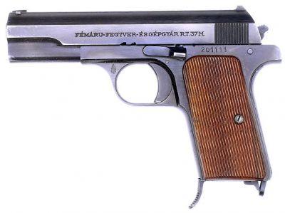 Frommer Fémáru Pisztoly 37.M (1937 Minta)