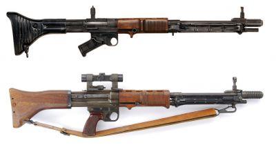 Fallschirmjägergewehr 42 Ausführung E a G