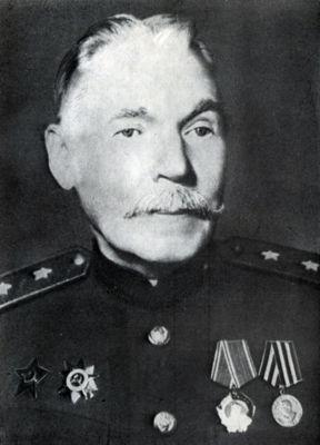 Zbraňový konstruktér Vladimir Grigorjevič Fjodorov