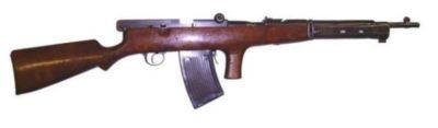 Ruská automatická puška systému Fjodorov ráže 6,5 mm