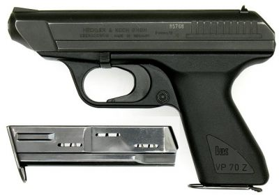 Heckler & Koch VP70Z