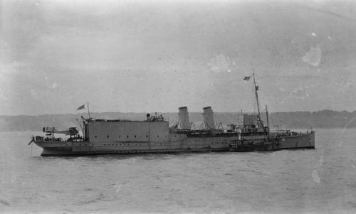 HMS Engadine (1911)