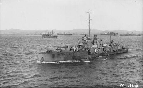 HMS M30