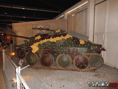 Jagdpanzer 38 (t) (Sd.Kfz. 138/2) Hetzer