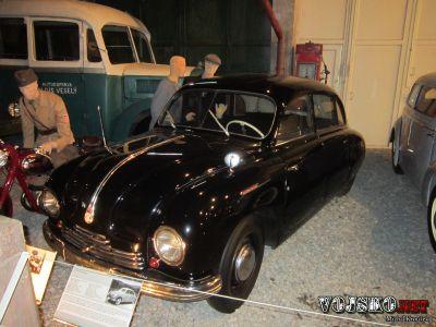 """Tatra 600 """"Tatraplán"""""""