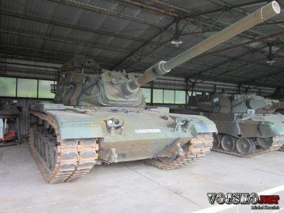 M60A1 Patton