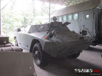OT-65 v Lešanech