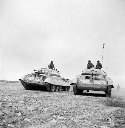 Cruiser Tank Mk.VI Crusader I