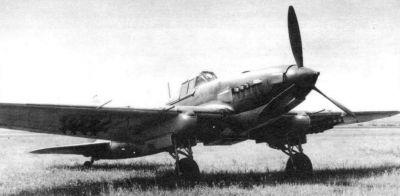 První sériová podoba Il-2 postrádala zadní střeliště