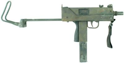 Ingram MAC-10 na náboj .45 ACP