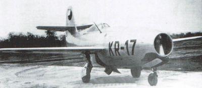 Jak-23 byl první sovětský reaktivní bojový letoun zavedený do našeho letectva