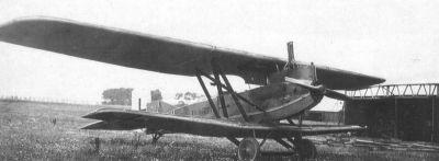 Junkers J.I na jednom z polních letišť německé armády