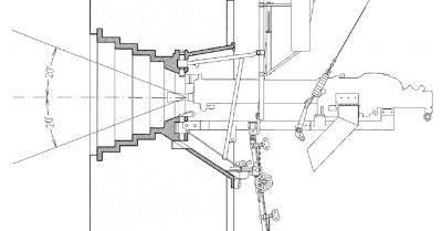 Těžký kulomet vz. 24 na lafetě vz. 38 (tzv. strakonické)