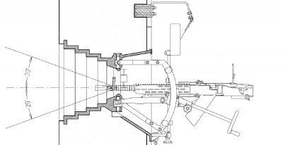 Těžký kulomet vz. 37 na lafetě vz. 37 (tzv. brněnské)