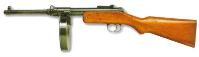 Kulometná pistole vzor 38