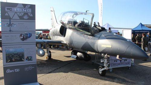 Aero L-39NG resp jeho technologický demonstrátor L-39CW