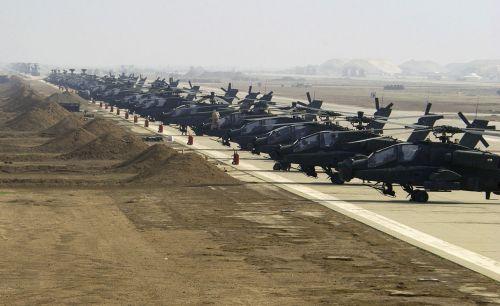 Letecká základna Al Asad, Irák