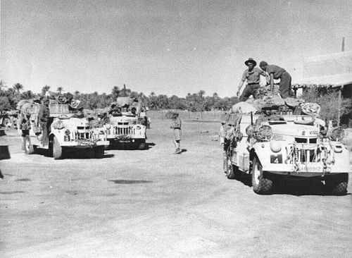 Long Range Desert Group (LRDG)