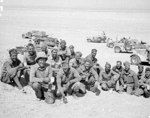 Long Range Desert Group (LRDG)