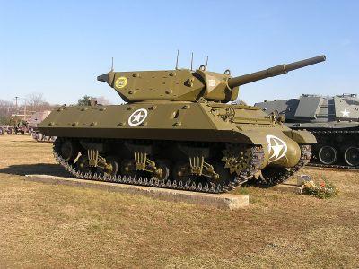 3-inch Gun Motor Carriage M10 aka M10 Wolverine