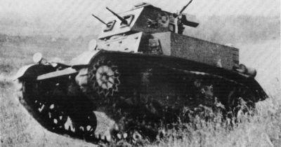 M1 Combat Car