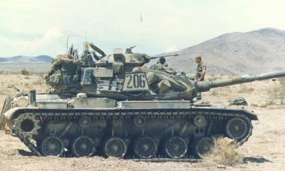 M60A3 Patton