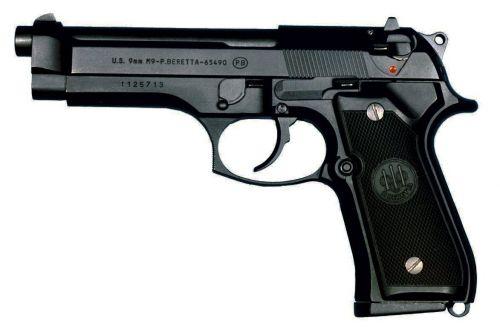 Beretta 92F (M9)