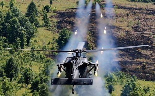 MH-60L DAP