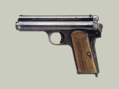 Maďarská pistole Frommer