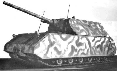 Panzerkampfwagen VIII Maus (Sd.Kfz 205)